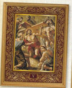 Framed Stations of the Cross